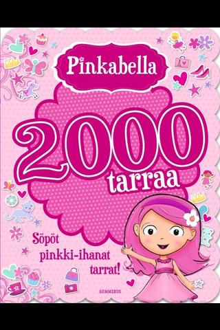 Gummerus Päivi Rekiaro (suom.): Pinkabella 2000 tarraa
