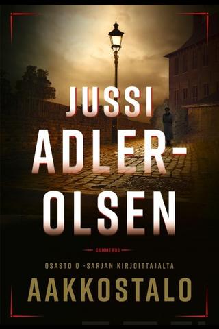 Gummerus Jussi Adler-Olsen: Aakkostalo
