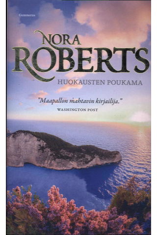 Gummerus Nora Roberts: Huokausten poukama