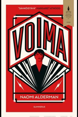 Gummerus Naomi Alderman: Voima