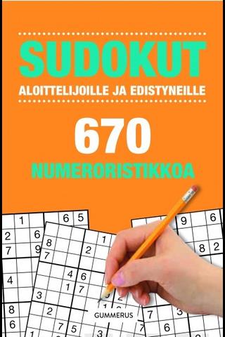 Sudokut aloittelijoille