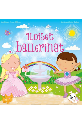 Gummerus Sienna Williams: Iloiset ballerinat