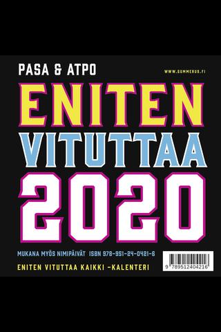 Pöytäkal Eniten Vituttaa 2020