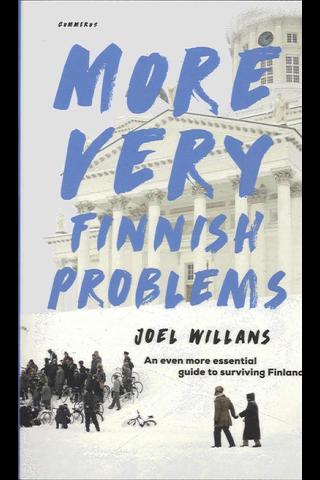 Willans, Joel: More Very Finnish Problems pokkari