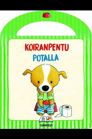 Koiranpentu potalla