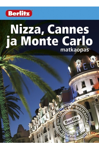 Tammi Berlitz matkaopas: Nizza, Cannes ja Monte Carlo