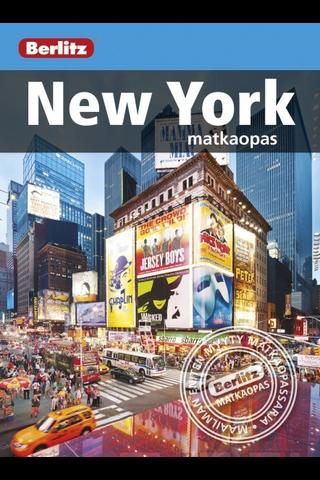 Tammi Berlitz matkaopas: New York