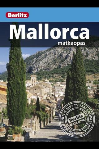 Berlitz Mallorca, matkaopas