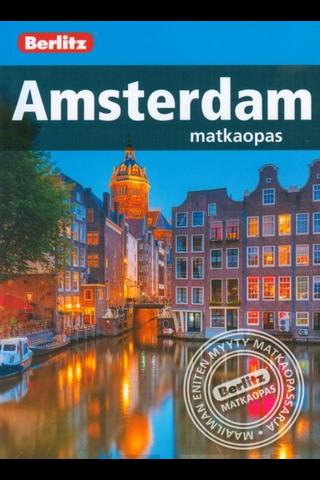 Tammi Berlitz matkaopas: Amsterdam