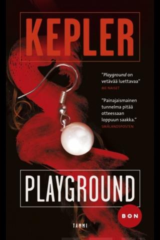 Tammi Lars Kepler: Playground