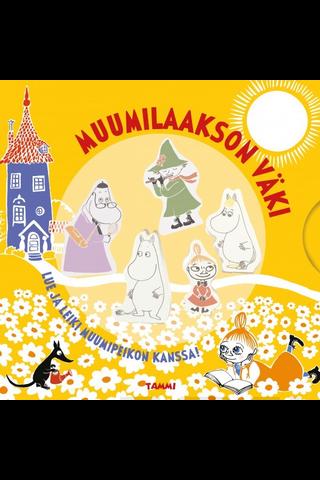 Tammi Riina ja Sami Kaarla: Muumilaakson väki