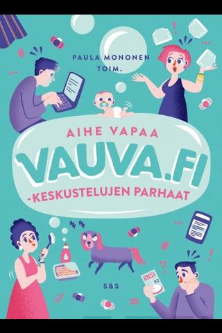 Aihe vapaa. Vauva.fi