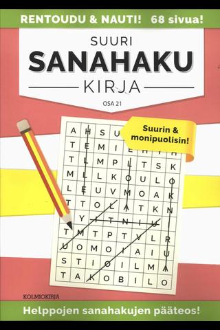 Suuri Sanahakukirja kirja