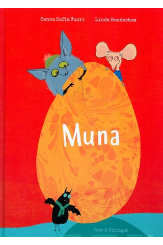 Bondestam, Muna