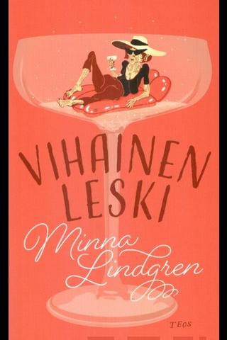 Lindgren, Minna: Vihainen Leski Kirja