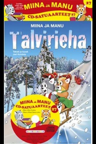 Miina ja Manu CD-satuaarteet 27