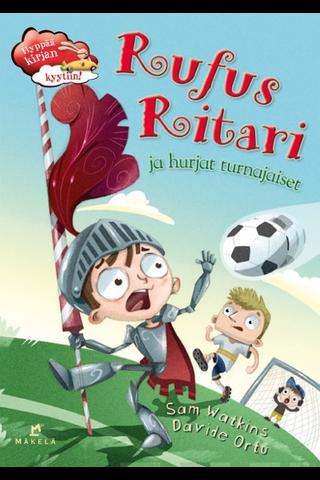 Rufus Ritari Ja Hurjat Turnajaiset, Hyppää Kirjan Kyytiin!, Suuraakkoset
