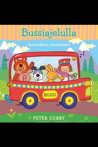 Ensimmäinen numerokirjani: Bussiajelulla