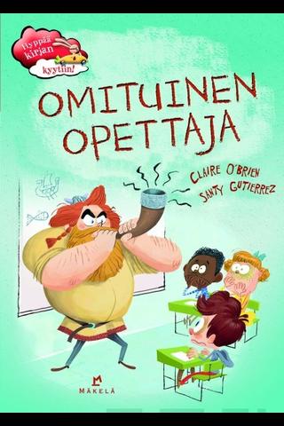 Kustannus-Mäkelä Claire O'Brien: Omituinen opettaja