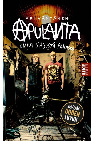 Like Ari Väntänen: Apulanta