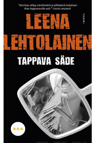 Lehtolainen, Leena: Tappava säde kirja