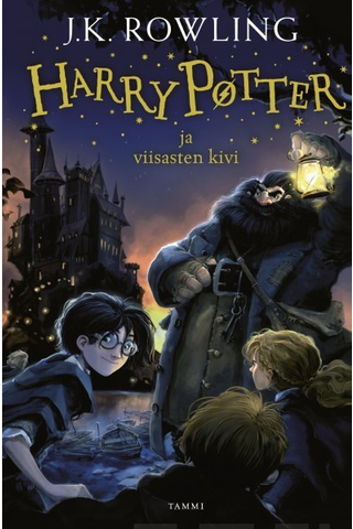 Tammi J.K. Rowling: Harry Potter ja viisasten kivi