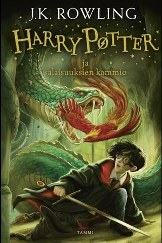 Rowling, Harry Potter ja salaisuuksien kammio