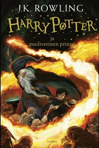 Tammi J.K. Rowling: Harry Potter ja puoliverinen prinssi