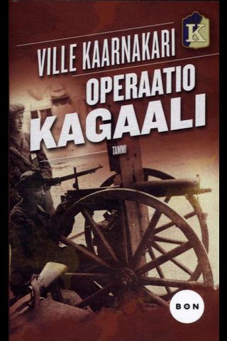 Tammi Ville Kaarnakari: Operaatio Kagaali