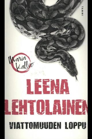 Lehtolainen, Leena: Viattomuuden loppu Kirja