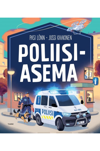 Tammi Pasi Lönn: Poliisiasema