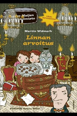 Widmark, Linnan Arvoitus.