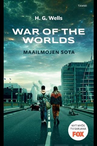Wells, H. G.: Maailmojen sota pokkari