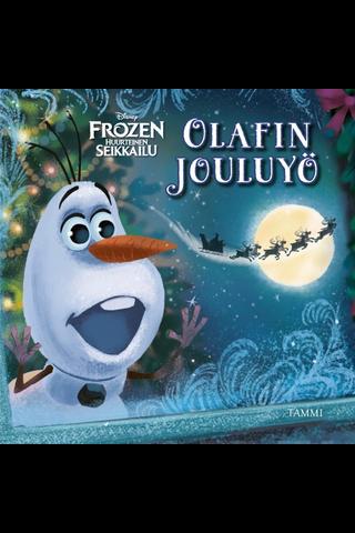 Disney, Olafin jouluyö. Kirja ja pyrypal