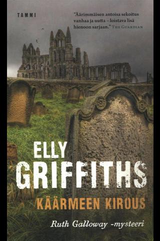 Griffiths, Elly: Käärmeen kirous pokkari