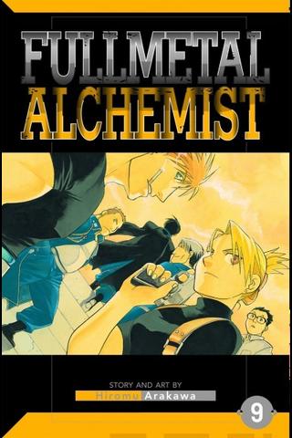 Fullmetal Alchemist kirja