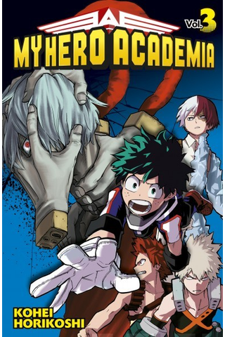 My Hero Academia kirja