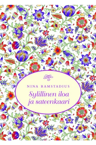 Aurinko Kustannus Nina Ramstadius: Sylillinen iloa ja sateenkaari