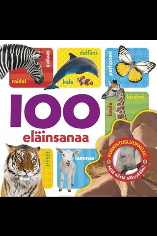 100 eläinsanaa