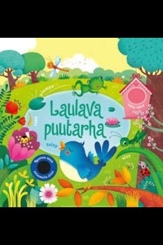 Readme.fi Federica Iossa: Laulava puutarha