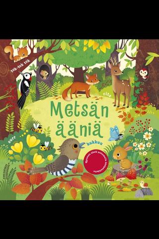 Readme.fi Federica Iossa: Metsän ääniä