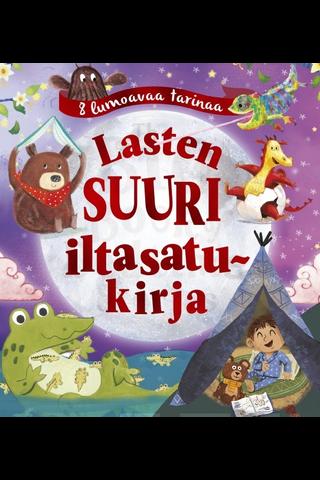 Kids.fi Susan Quinn: Lasten suuri iltasatukirja
