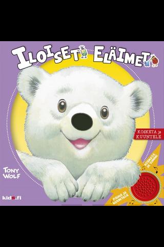 Kids.fi Tony Wolf: Iloiset eläimet