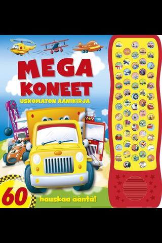 Kids.fi, Megakoneet - Uskomaton äänikirja -  60 ääntä