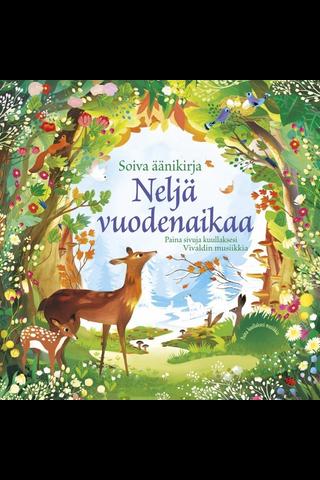 Readme.fi Fiona Watt: Neljä vuodenaikaa - soiva äänikirja