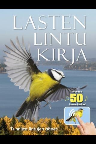Kids.fi, Lasten lintukirja