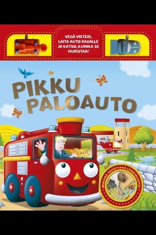 kids.fi, Pikku paloauto - Mukana leikkialusta ja paloauto