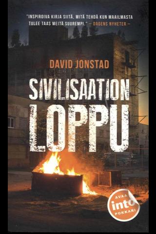 Into Kustannus David Jonstad: Sivilisaation loppu