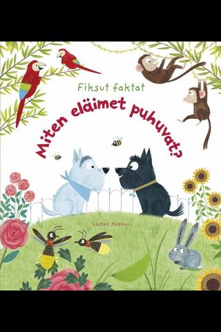 Lasten keskus Katie Daynes: Miten eläimet puhuvat?