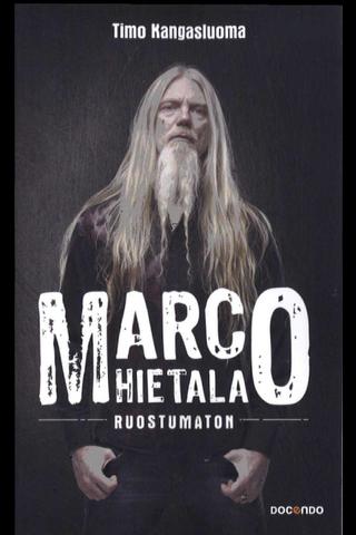 Kangasluoma, Timo: Marco Hietala - Ruostumaton Kirja